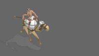 Camel Rider | Jog