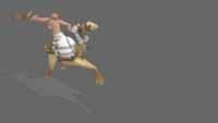 Camel Rider | Attack | 1