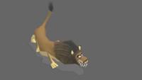 Lion | Idle