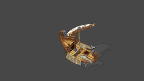 Fishing Boat | Idle