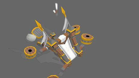 Catapult | Death